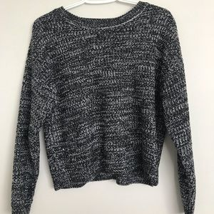 Garage Grey Knit Sweater